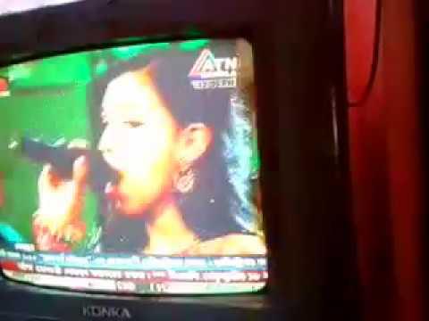 adhar ghore jolche bati by awesome Bangladeshi singer  dina