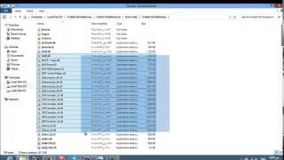 Repeat youtube video حل مشكلة 0xc000007b-0xc0000142 التى تظهر عند تشغيل الالعاب .