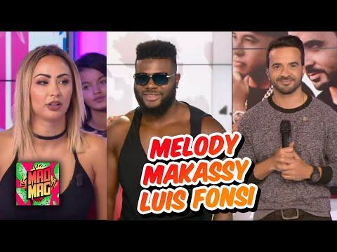 Nouveauté - Le Mad Mag du 21/06/2017 avec Makassi, Luis Fonsi