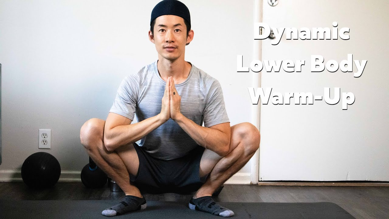Dynamic Lower Body Warm Up / Vita Cors