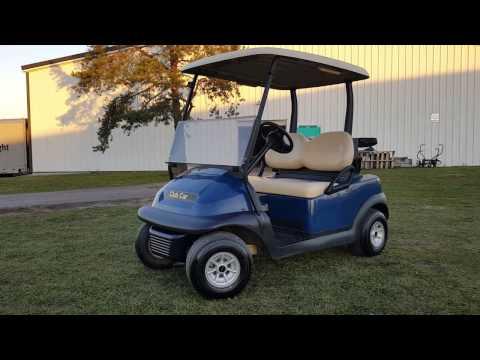 2012 Club Car Precedent Golf Cart For Sale Excellent Condition