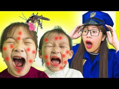 미스 폴리는 돌리 종아리 가사를 가졌어 | Miss Polly Had A Dolly Nursery Rhyme Songs for Kids Educational Video