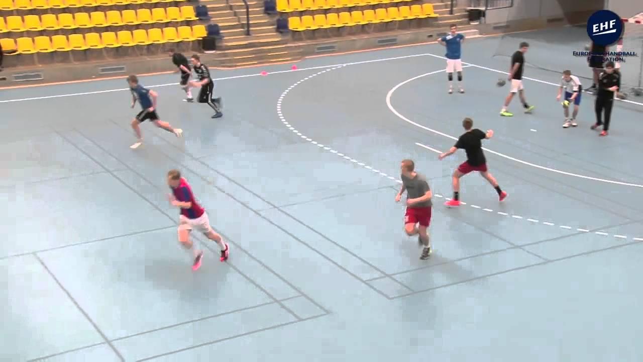 handballtraining planen die richtige