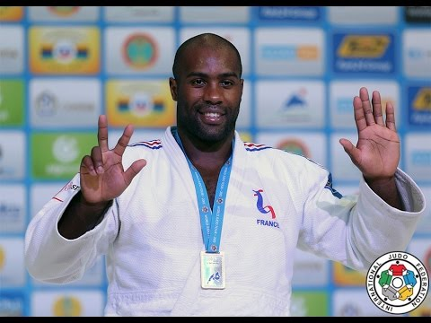 Teddy RINER - 8 TIME WORLD JUDO CHAMPION Astana 15