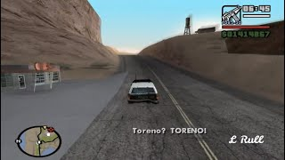 CJ FUCK YOU TORENO (GTA San reas)