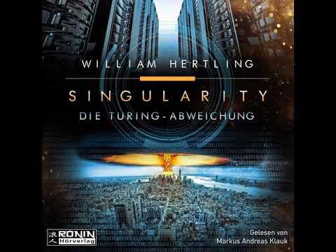 Die Turing Abweichung YouTube Hörbuch Trailer auf Deutsch