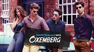 Oxemberg – Style on the Go TVC