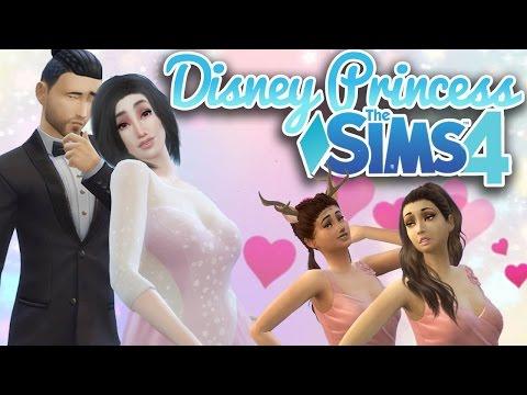 Смотрите сегодня видео новости The Big Wedding! | Ep  15 | Sims 4 Disney  Princess Challenge на онлайн канале Russia-Video-News Ru