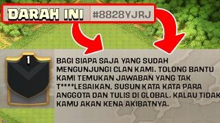 MEMBONGKAR MISTERI COC #2 - CLAN DARAH INI - Clash Of CLans Indonesia