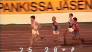 Juha Väätäinen Yleisurheilun EM kisat Helsingissä 1971