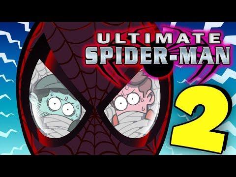 Ultimate Spider-Man - EP 2: Rhino Hazard | SuperMega