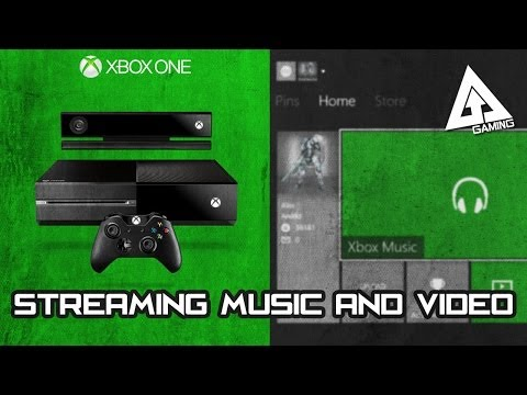 Xbox One Tutorial - How to Stream Music and Videos from your PC (DLNA)
