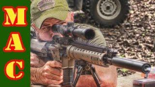 BCM Mk12 Mod 0 SPR Rifle