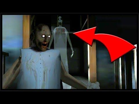 WE ESCAPED GRANNY & SECRET SLENDRINA ENDING!! | Granny (Mobile Horror Game)