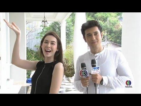 นักแสดงช่อง 3 ร่วมใจทำดี ประดิษฐ์ดอกไม้จันทน์ - วันที่ 12 May 2017