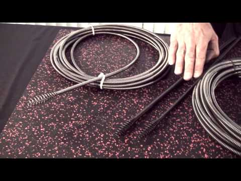 RIDGID - Drain Cleaning Cables