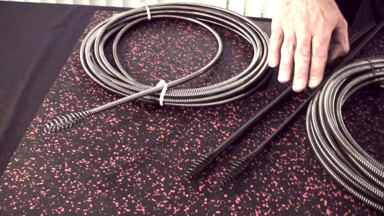 medium resolution of ridgid drain cleaning cables