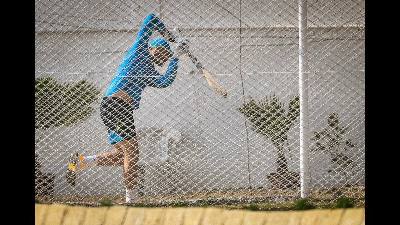 Latest South Africa Batting and Bowling practice in nets