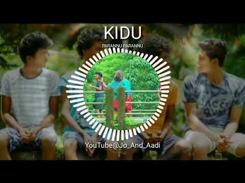 Kidu malayalam movie/Parannu Parannu song bgm/Ramzan Muhammed