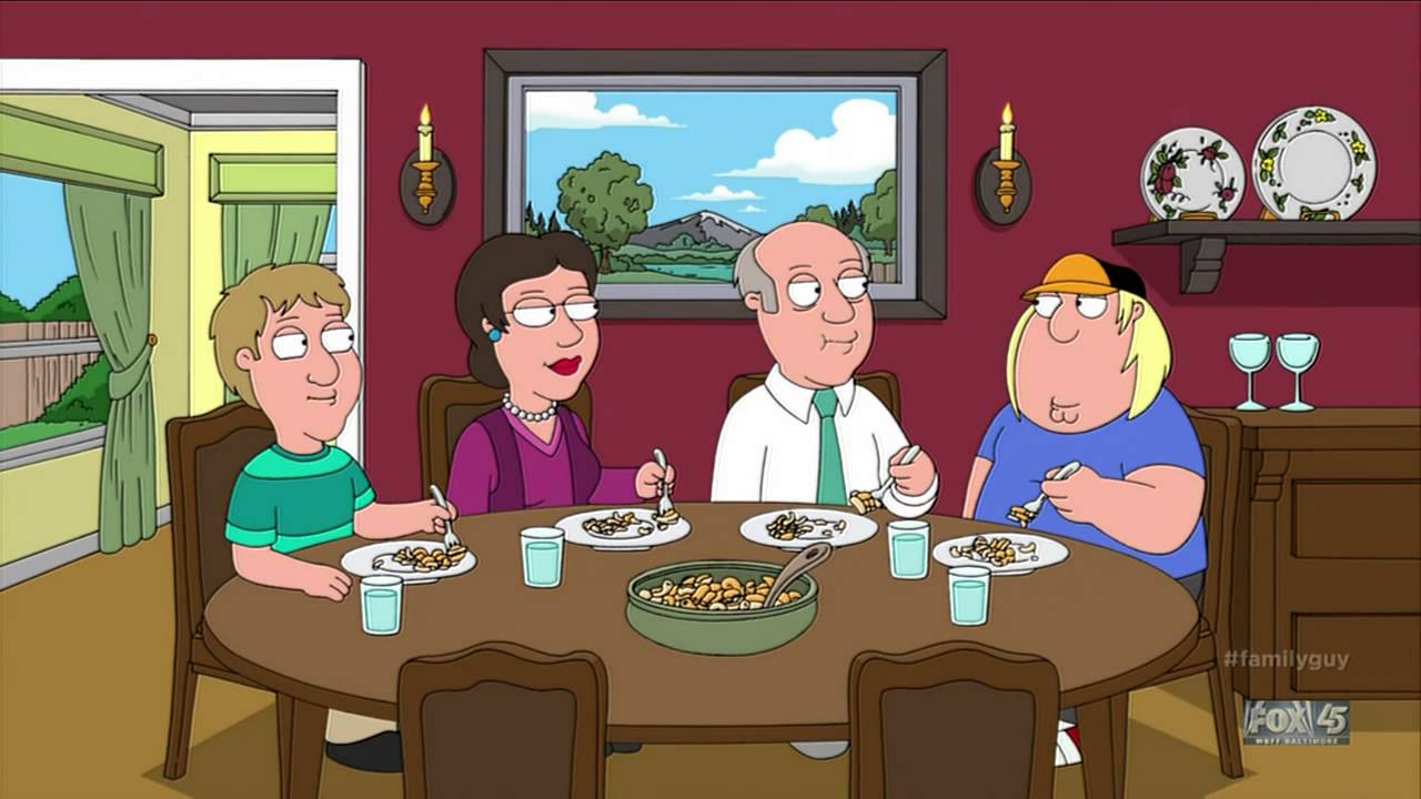 Family Guy Not Ready For Flashbacks Youtube
