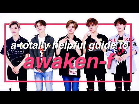 an (un)helpful guide to awaken-f (oaca)
