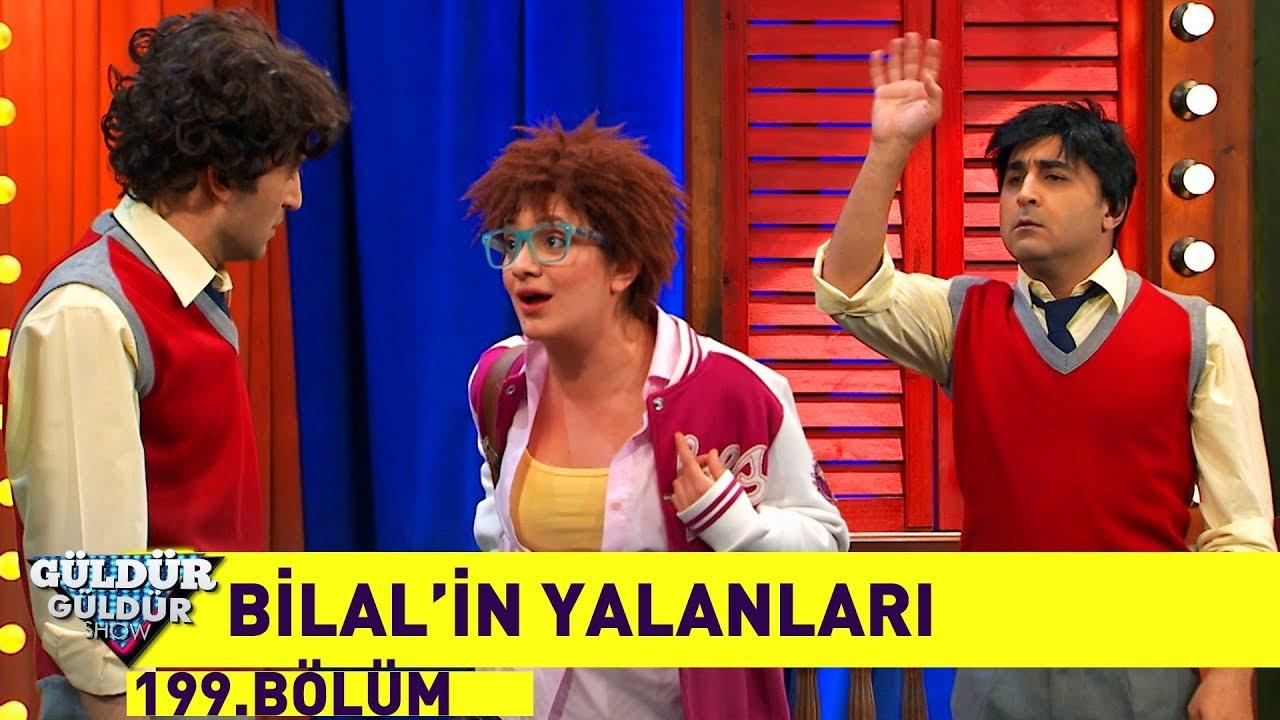 Güldür Güldür Show 199.Bölüm - Bilal'in Yalanları