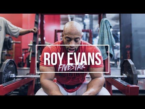 Roy Evans - Leg Day (Road To Tampa)