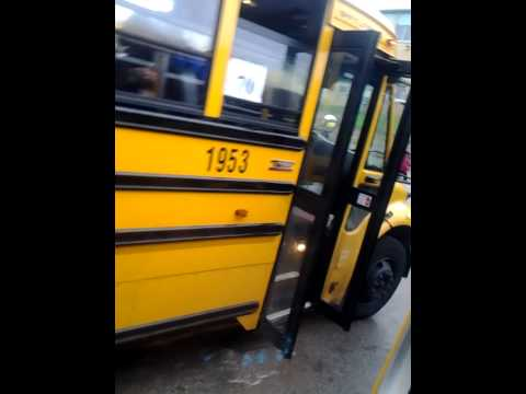 Going home from at Lithonia Middle School