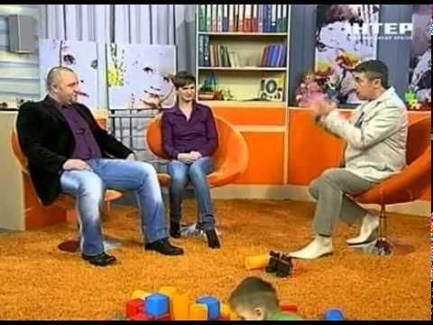 Худой и толстый ребенок - Школа доктора Комаровского - Интер