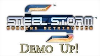 Demo Up! Steel Storm: Burning Retribution