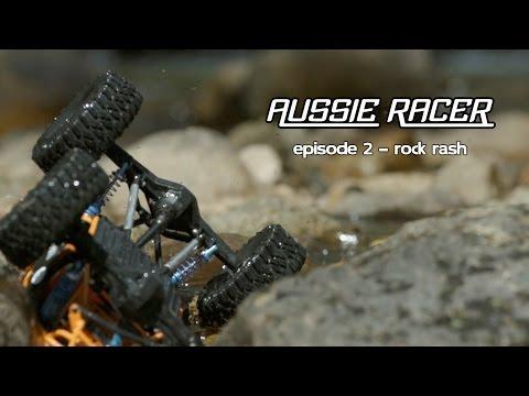 Aussie Racer EP2 - Rock Rash