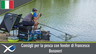 *** Coarse & Match Fishing TV Italia *** Consigli per la pesca con feeder di Francesco Bonaveri