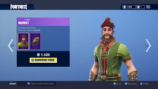 Fortnite-Today's shop 13/09 (updated Fortnite shop) Skin Hacivat