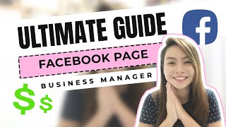 How to Create FACEBOOK PAGE on Business Manager | Step-by-Step Guide for Beginners