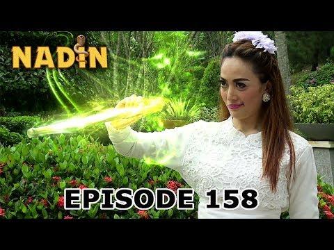 Pertarungan Nadin dengan Siluman Wijayakusuma - Nadin ANTV Episode 158 (1/3)