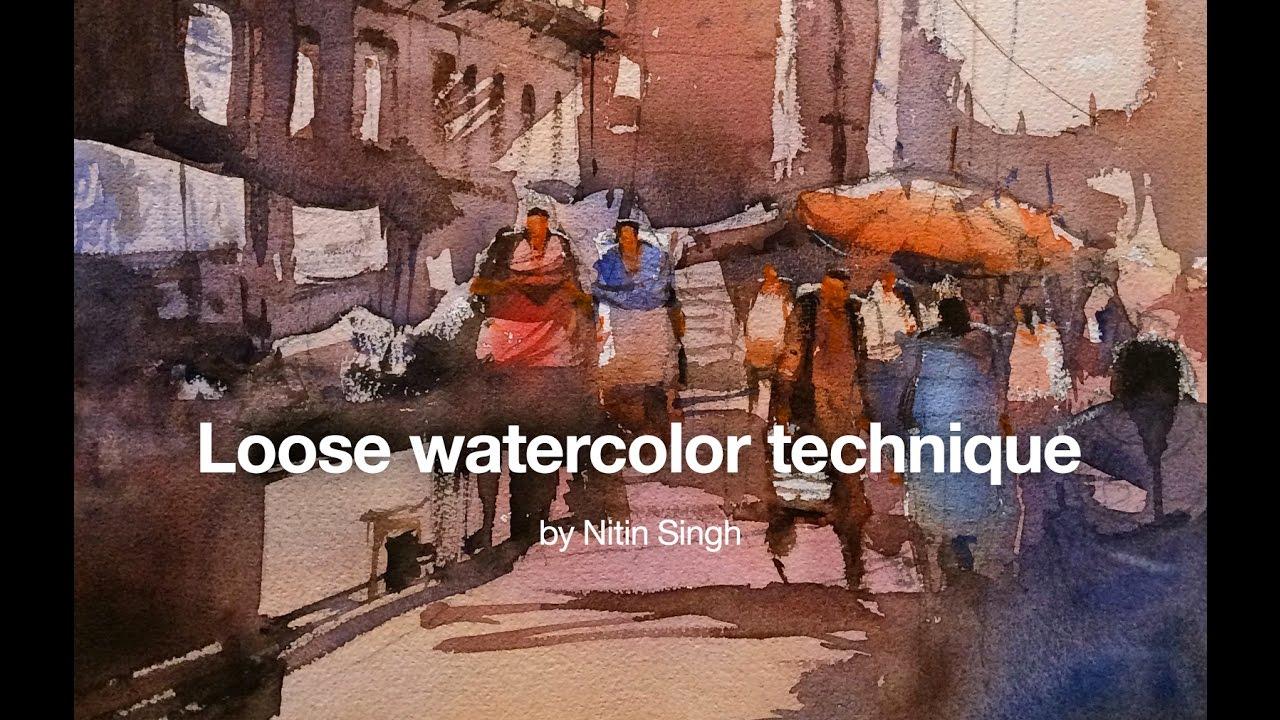 Watercolor art history brush - Watercolor Art History Brush 50