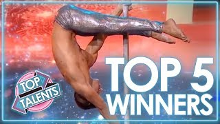 TOP 5 Winners | Got Talent Worldwide | Top Talents