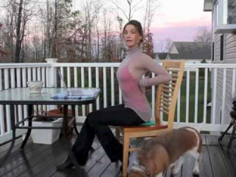 Scolio-Pilates: Seated Exercises With Author Karena Thek Lineback
