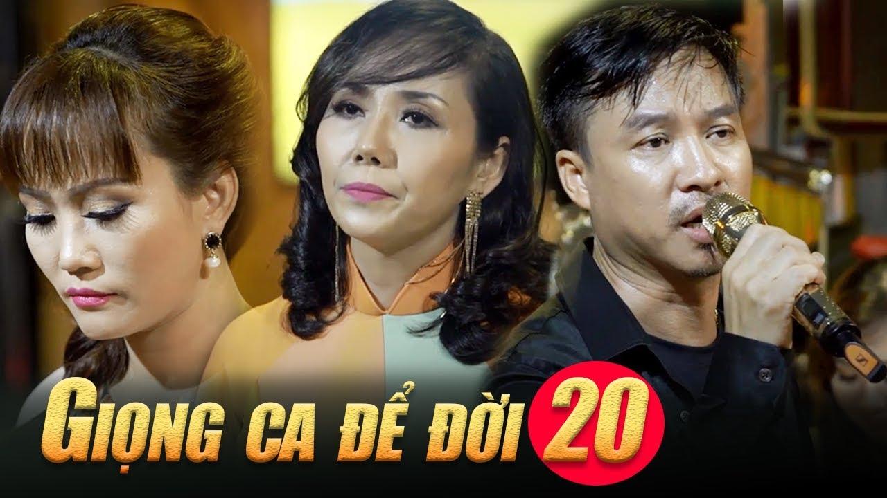 Giọng Ca Để Đời 20 - Nhạc Vàng Xưa Bolero Còn Mãi Với Thời Gian - Tình Đầu Dang Dở