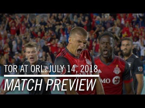 Match Preview: Toronto FC at Orlando City SC