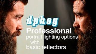 Lighting: Professional Portrait Lighting with Reflectors