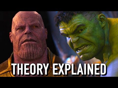 Could Hulk Save Everyone? | Avengers: Infinity War Explained