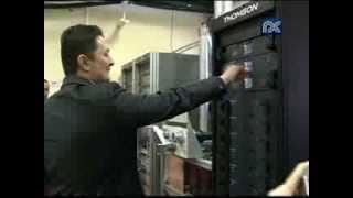 В Вологде завершили монтаж оборудования для второго мультиплекса