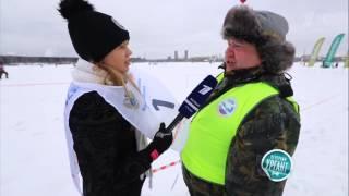 Острый репортаж с Аллой Михеевой Зимняя рыбалка.