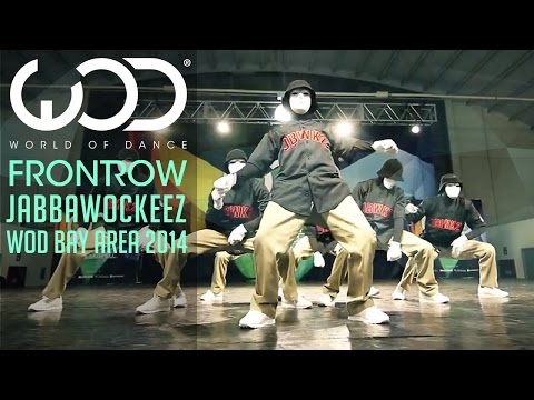 Jabbawockeez | FRONTROW | World of Dance #WODBay '14