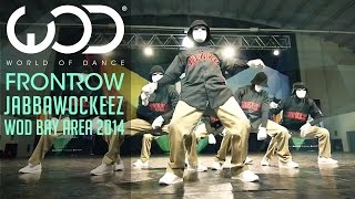 Jabbawockeez | FRONTROW | World of Dance #WODBay