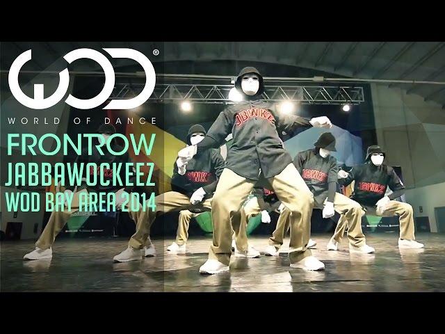 Jabbawockeez | FRONTROW | World of Dance #WODBay '14 – YoYouHeard
