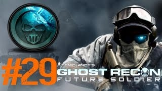 Ghost Recon Future Soldier Walkthrough #029 - Mission 10 - HD Gameplay No Commentary