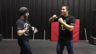 The Side Kick in the Filipino Martial Arts