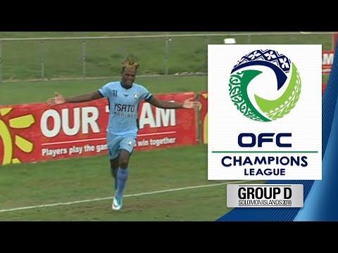 2018 OFC CHAMPIONS LEAGUE GROUP D | Lupe Ole Soaga v Marist FC Highlights